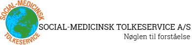 Social - Medicinsk Tolkeservice A/S Logo